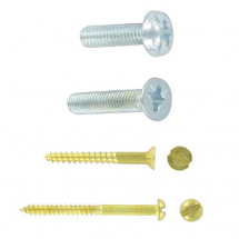 Metalworking & Brass Screws