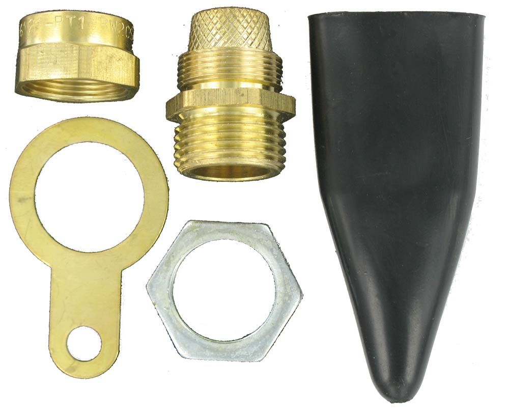 Cable Glands & Accessories