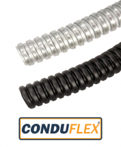 Flexible Conduit - Galv - PVC Coated