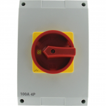 Rotary Isolators