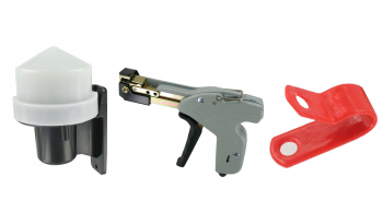 Safety - Adhesive Clips