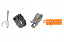 Round Cable Clips
