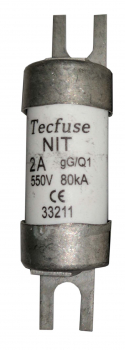 A1 Type HRC Fuse - Offset Bolted
