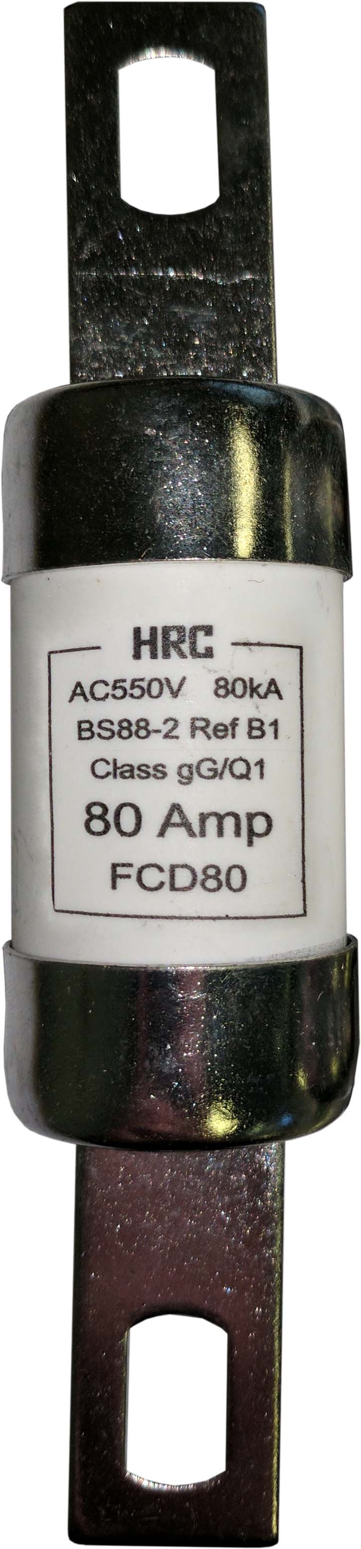 B1 Type HRC Fuse - Centre Bolted