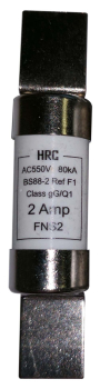 F1 Type HRC Fuse - Offset Bladed Tag