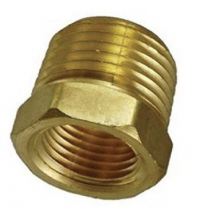 BRASS HEX REDUCER 25-20