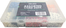 CORD END TERMINAL KIT GERMAN COLOURS