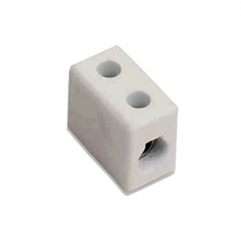 30 AMP 1 WAY PORCELAIN CONNECTORS