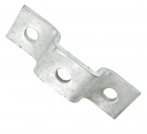 U (TOP HAT) BRACKETS 21mm