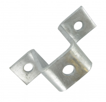 U (TOP HAT) BRACKETS 82mm