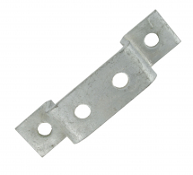 DBL WIDE U (TOP HAT) BRACKETS 82 X 41mm