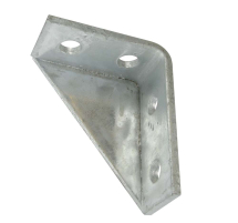 WELDED ANGLE BRACKET 90 DEG