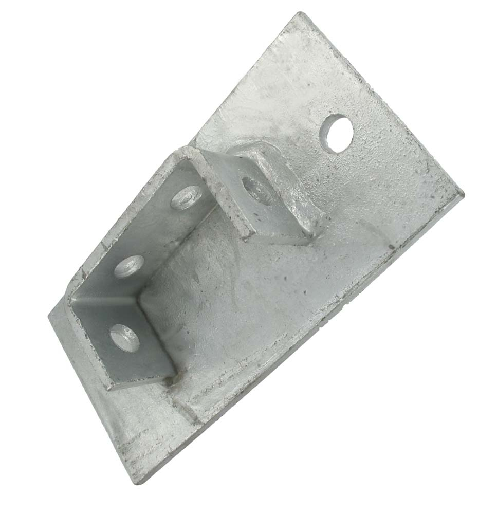 BASE PLATE DBL CHANNEL