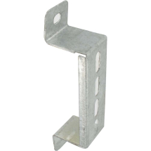 50mm STAND OFF BRACKET PRE GALV