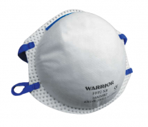 WARRIOR 0116MMR2 DUST MASK FFP2