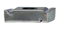 M6 HOT DIPPED GALV PLAIN (NO SPRING) CHANNEL NUT
