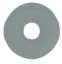 M6 X 25MM HOT DIPPED GALV PENNY WASHERS