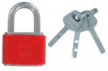 LOCK OUT PADLOCK RED