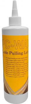 CABLE PULL LUBRICANT (WAX BASE