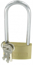 50MM LONG SHACKLE PADLOCKS B1160