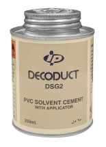 PVCU CONDUIT SOLVENT CEMENT 250ml
