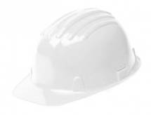 SAFETY HELMET WHITE