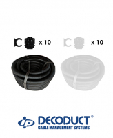 PVC Contractor Packs - 10 Glands & Saddles included!