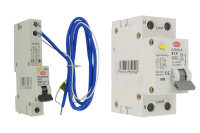 Combined RCD & MCB (RCBO)